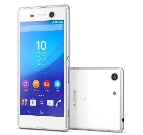 Sony Xperia M5 Dual- 16GB -  5.0 Inch - White