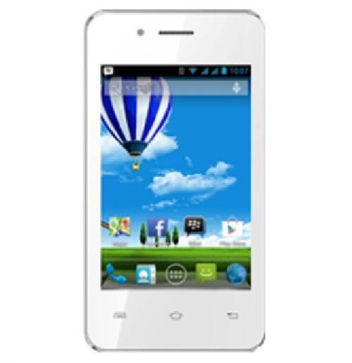 Smartfren Andromax EC - 8GB - 4.0 Inch - White