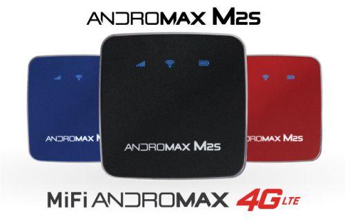 SMARTFREN Andromax MiFi M2S - Red
