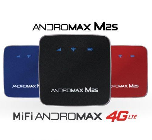 SMARTFREN Andromax MiFi M2S - Black