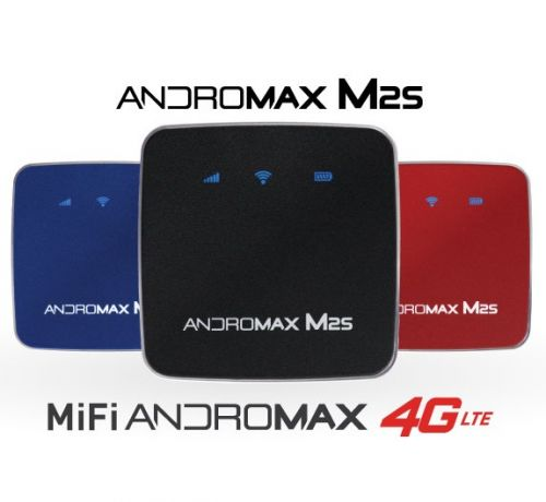 SMARTFREN Andromax MiFi M2S - Blue