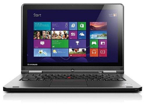 LENOVO ThinkPad YOGA 12 - I5-5200U - BLACK (20DL0010ID)