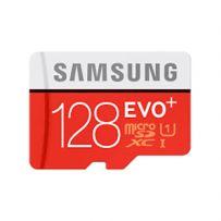 SAMSUNG MicroSD 128GB EVO PLUS 80MB/s Micro SD Card