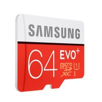 SAMSUNG MicroSD 64GB EVO PLUS 80MB/s Micro SD Card