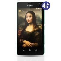 "SONY Xperia C4 LTE - 16GB - 5"" - Green Mint"