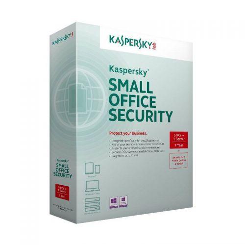 Kaspersky Small Office Security Anti Virus [1 Server/5 PC] (KL4531MCE)