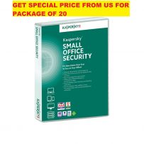 Kaspersky Small Office Security 20 + 2 (KL4531MCN)