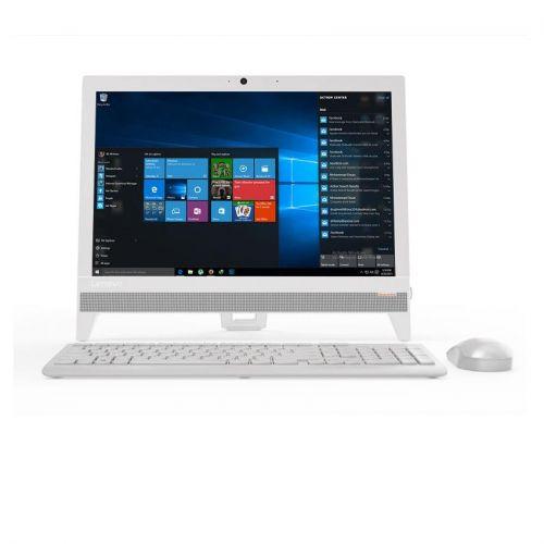 LENOVO PC AIO 310-20ASR-03ID - E2-9000 - WHITE (F0CK0003ID)