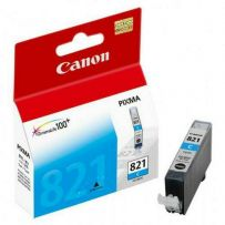 CANON Cyan Ink Cartridge [CLI-821C]