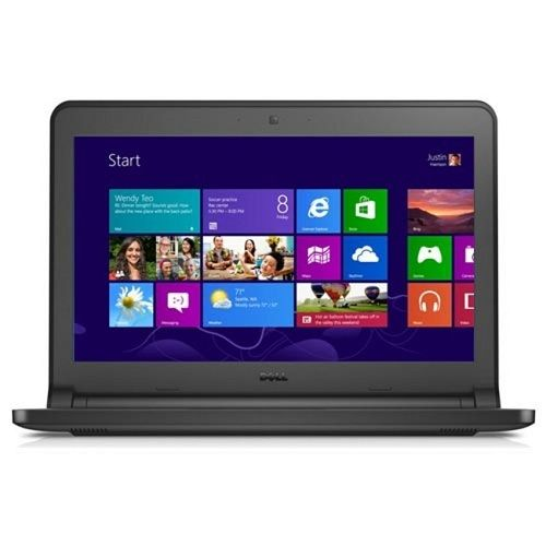 "Dell Latitude 3340 - i3- 4010u - 4GB - 13.3"" - Hitam"