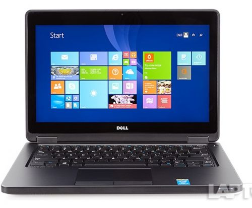 "Dell Latitude E5250 - i5-5300U - 4GB - 12.5"" - Hitam"