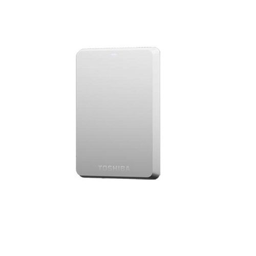 Toshiba Canvio Basic 3.0 Portable Hard Drive 500GB - Putih