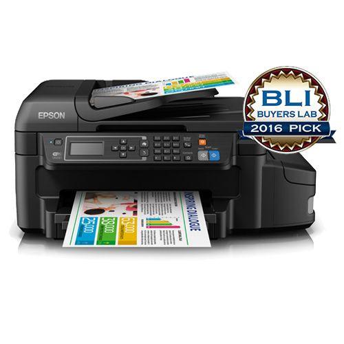 EPSON Printer L655 (FAX+WIFI+Duplex)