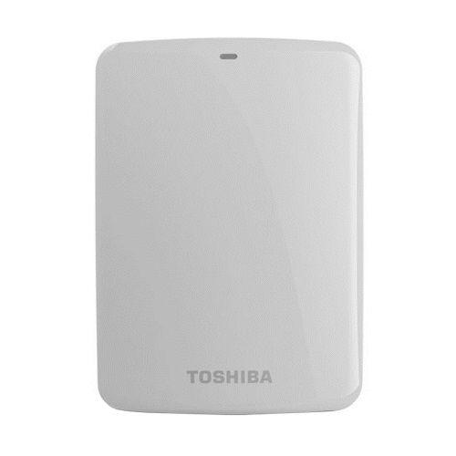 Toshiba Canvio Ready 3.0 Portable Hard Drive 1TB - Putih