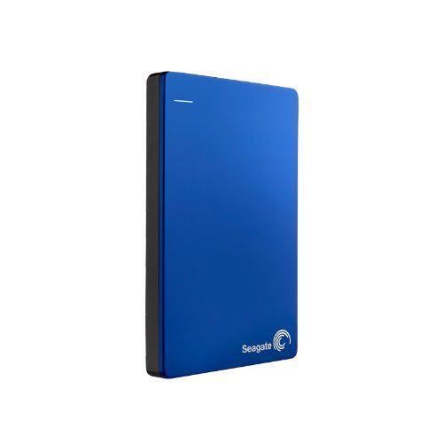 SEAGATE BACKUP PLUS SLIM 2TB - BLUE (STDR2000302)