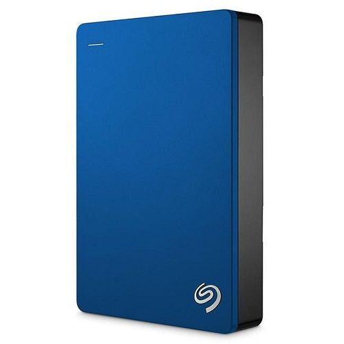 SEAGATE BACKUP PLUS SLIM + POUCH 4TB - BLUE (STDR4000302)