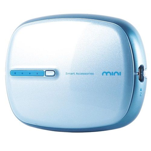 PROBOX Mini Power Bank 5200 MAh - LIGHT BLUE