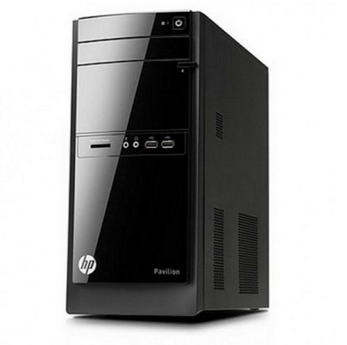 HP PC DT PAVILION 500-332X - I3-4150 - BLACK (F7H49AA)