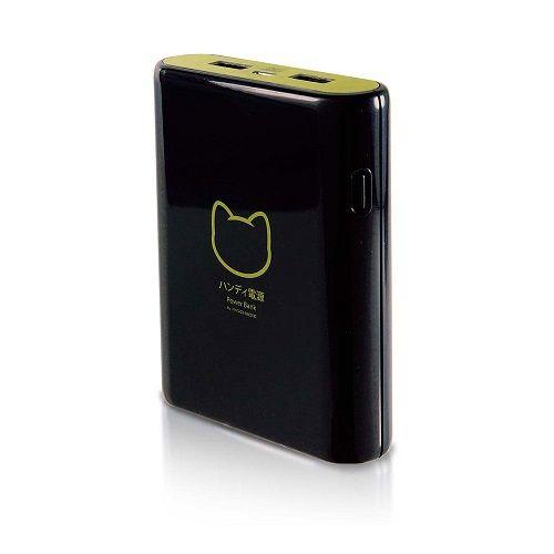 PROBOX My PowerBank Nekomonogatari 10400mAh - BLACK