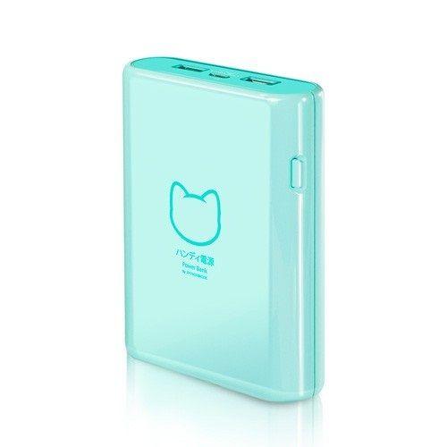 PROBOX My PowerBank Nekomonogatari 10400mAh - SKY BLUE