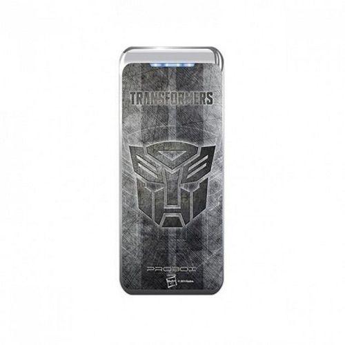 PROBOX MyPowerbank Transformers 4 Edition Autobot Logo (5200mAh) - BLACK  S2.TF