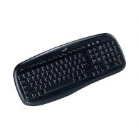 GENIUS KEYBOARD + MOUSE WIRELESS - BLACK (KB-8000X)