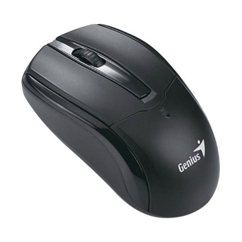 GENIUS MOUSE WIRELESS - BLACK (NS6005)