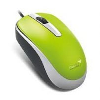 GENIUS USB MOUSE - GREEN (DX-120)