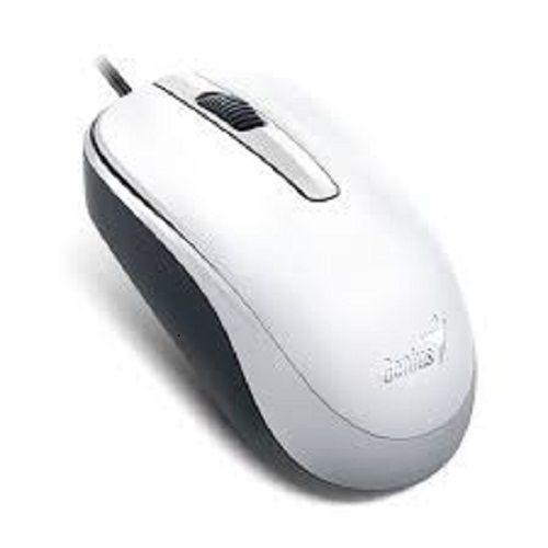 GENIUS USB Mouse (DX-120) - WHITE