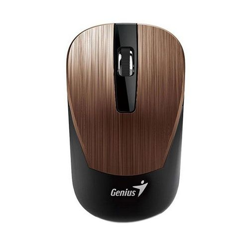 GENIUS MOUSE WIRELESS - BROWN (NX-7015)