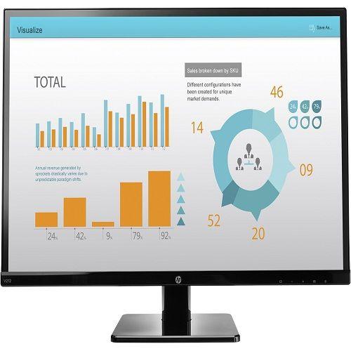 HP LED Monitor V272 - 27