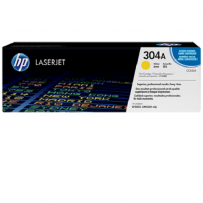 HP Yellow Toner (CC532A)