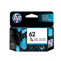 Tri-color Ink Cartridge 62 [C2P06AA]