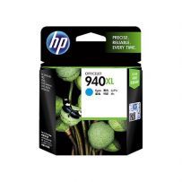 HP 940XL Cyan Ink Cartridge (C4907AA)