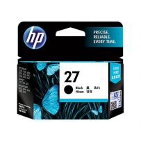 HP 27 Black Ink Cartridge (C8727AA)