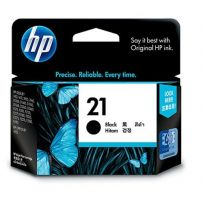 Black Ink Cartridge 21 [C9351AA]