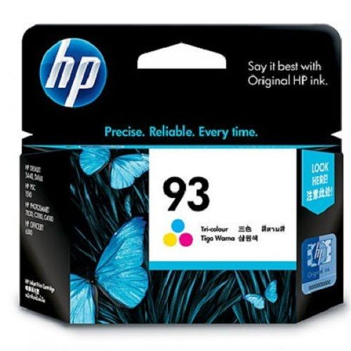 HP 93 Tri-Color Ink Cartridge (C9361WA)