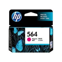 HP 564 Magenta Ink Cartridge (CB319WA)