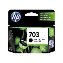 TINTA 703 BLACK INK CARTRIDGE (CD887AA)