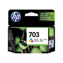 TINTA HP 703 Tri-Color INK CARTRIDGE (CD888AA)