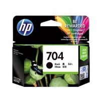 TINTA HP 704 Black Ink Cartridge (CN692AA)