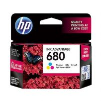 TINTA HP 680 TRI-COLOR (F6V26AA)
