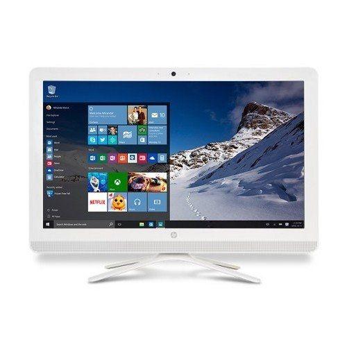 HP AIO 20-C303D - I5-7200U - SNOW WHITE - W10SL (V8Q72AA)
