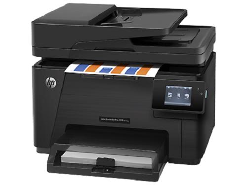 HP COLOR LASERJET PRO 100 M177FW + FAX (CZ165A)