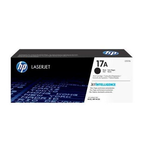 HP LASERJET TONER CARTRIDGE [CF217A]