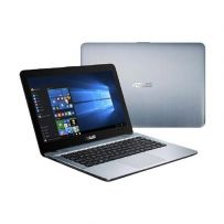 ASUS X441NA-BX402T - N3350 - WIN 10 HOME - SILVER (90NB0E22-M03880)