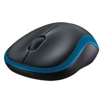 LOGITECH WIRELESS MOUSE M185 - BLUE (910-002502)