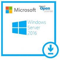 MICROSOFT Windows Server 2016 Standard License (16 Core)(9EM-00124)