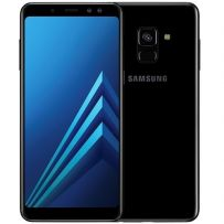 SAMSUNG GALAXY A8+ - BLACK