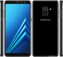 SAMSUNG GALAXY A8 2018 - BLACK (A530)